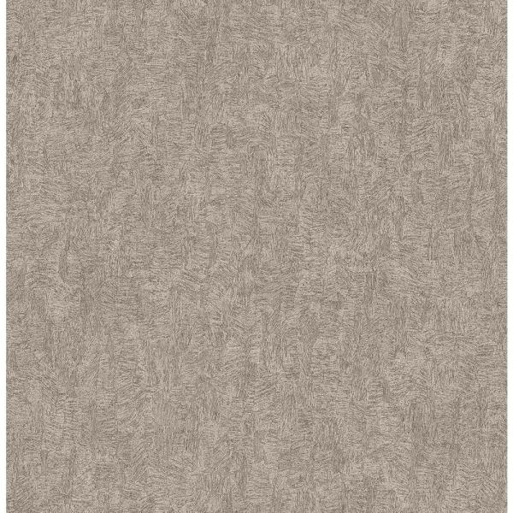 8 in. x 10 in. Ludisia Brown Brushstroke Texture Wallpaper Sample