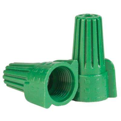 Green Wing Wire Connector (2500-Piece per Bucket)