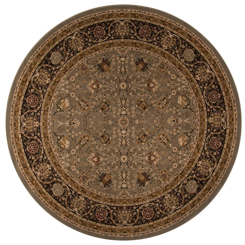 momeni lovely slate 7 ft 10 in x 7 ft 10 in round area rug royalry 02slt7a7r the home depot. Black Bedroom Furniture Sets. Home Design Ideas