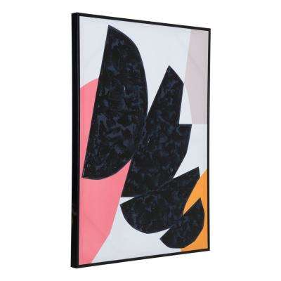 37.2 Height in. X 26.4 Width in. Figuras Printed Canvas Wall Art