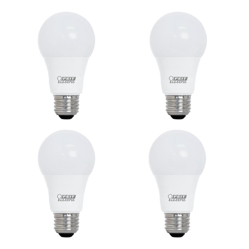 40-Watt Equivalent A19 Dimmable CEC LED ENERGY STAR 90+ CRI Light