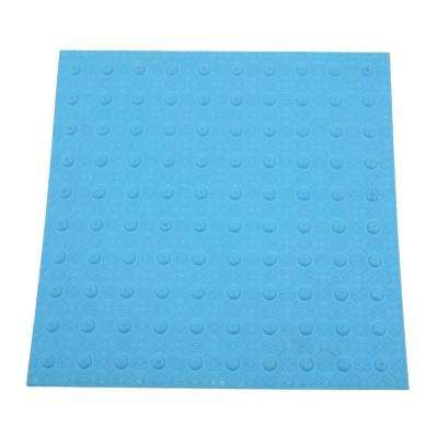 2 ft. x 2 ft. Blue Detectable Warning Tile