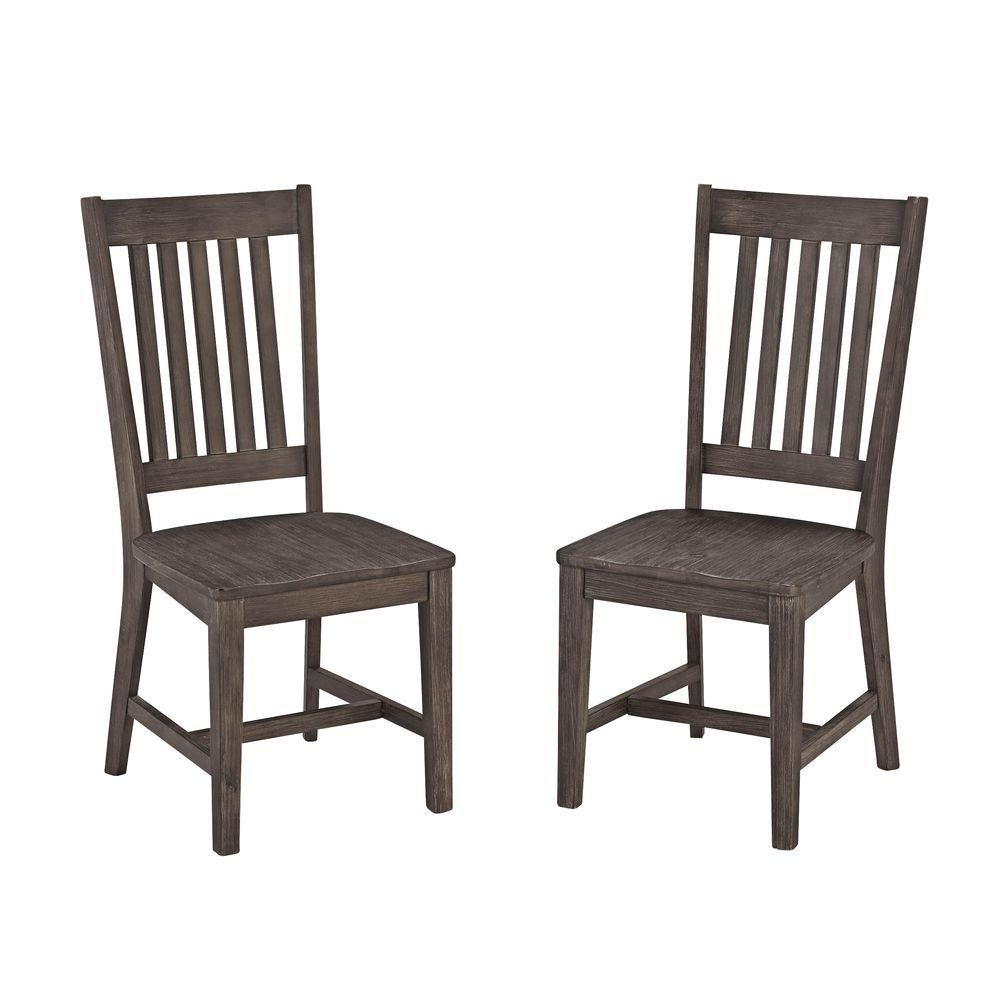 HOMESTYLES Concrete Chic Dining Patio Armchair (Set of 2) was $255.28 now $153.04 (40.0% off)