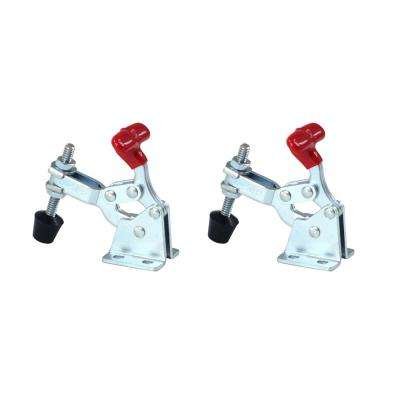 150 lbs. Vertical Quick-Release Toggle Clamp (2-Pack)