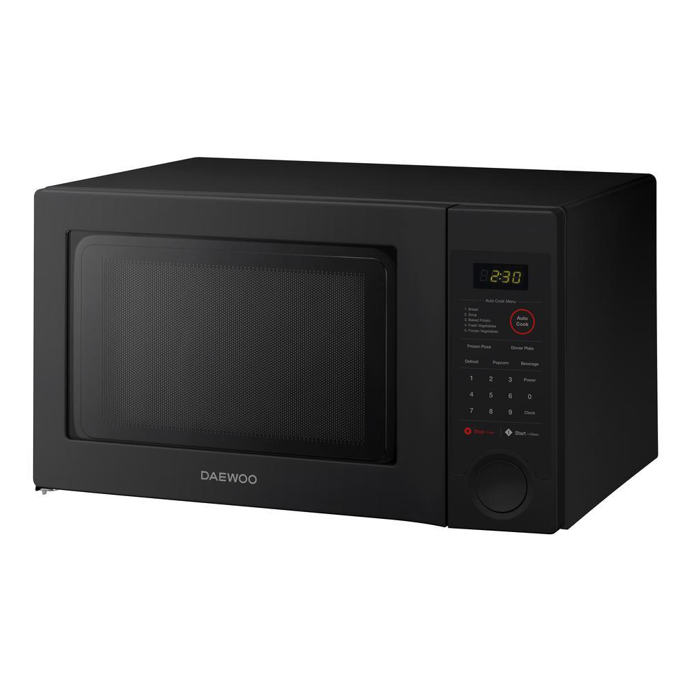 Daewoo 1 Cu Ft Countertop Microwave