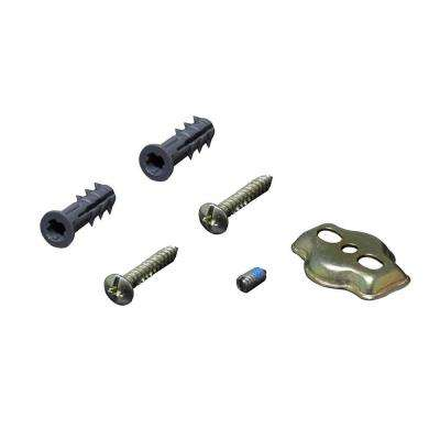 Bath Accessories Mounting Kit