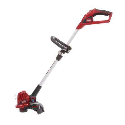 12 in. 20-Volt Max Lithium-Ion Shaft Cordless String Trimmer - Battery Not Included