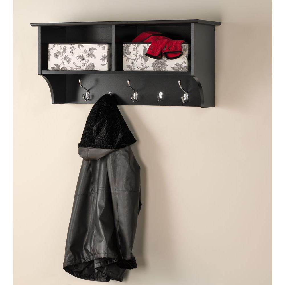 W Hanging Entryway Shelf