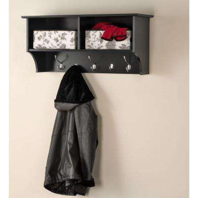 36 in. W Hanging Entryway Shelf