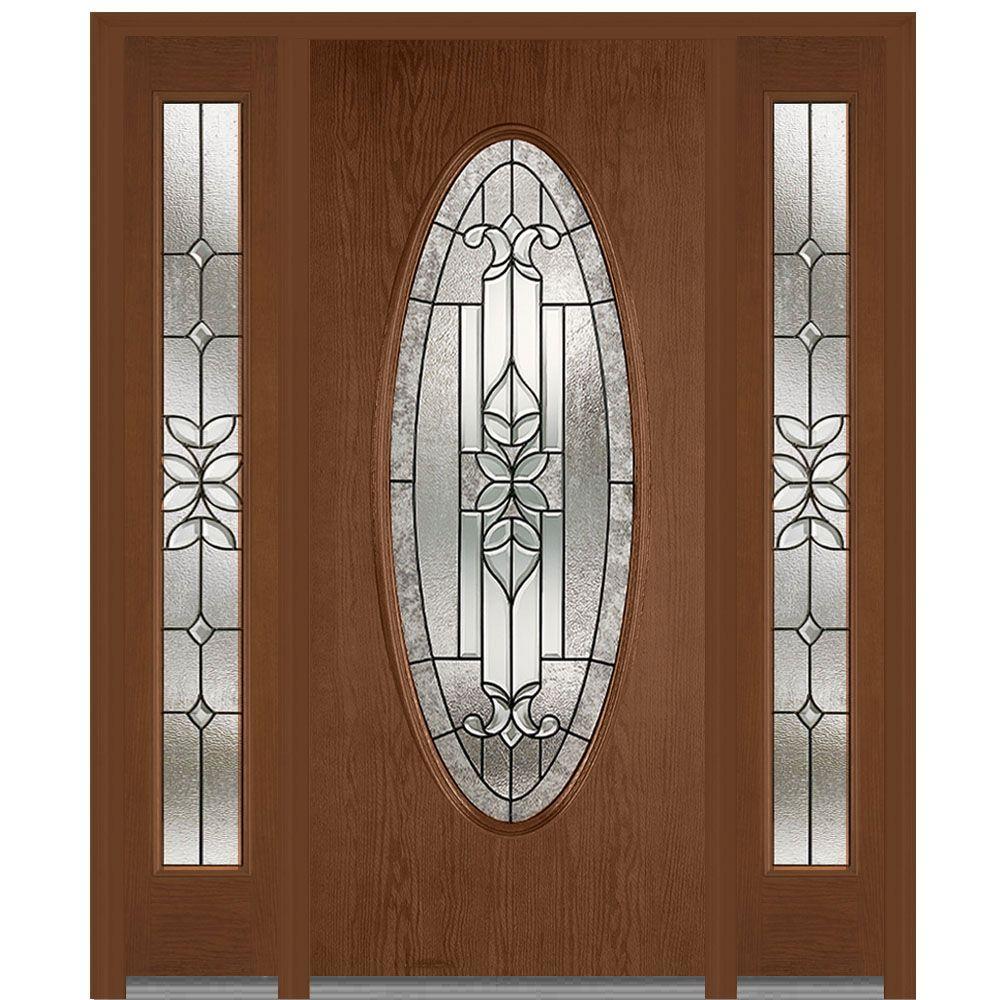 Mmi Door 64 5 In X 81 75 In Cadence Decorative Glass