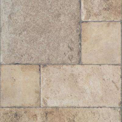 Take Home Sample - Tuscan Stone Sand - 5 in. Wide x 15-1/2 in. Length