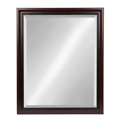 Dalat Rectangle Cherry Mirror