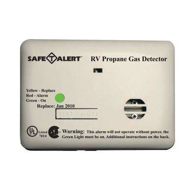 Safe T Alert 20 Series Propane/LP Gas Alarm in White