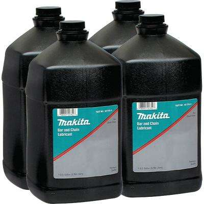 1 Gal. Bar and Chain Oil (4-Pack)
