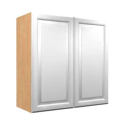 elice ready to assemble 24 x 30 x 12 in wall cabinet with 2 soft