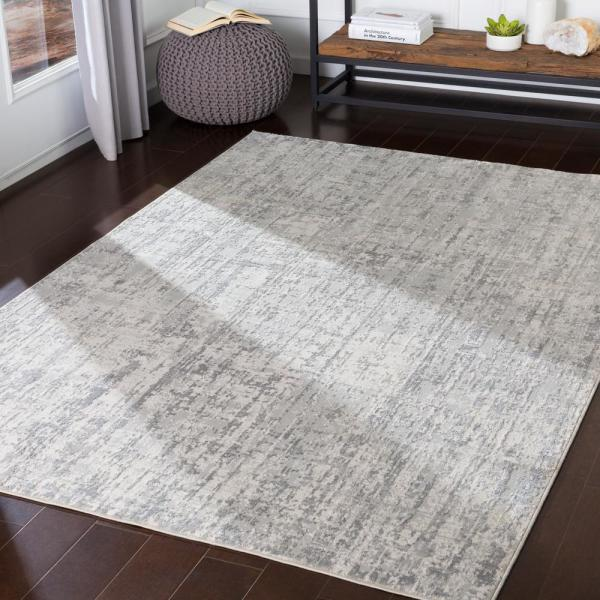 artistic weavers marquis grey 7 ft 10 in x 10 ft 3 in solid area rug s00161014282 the home depot the home depot