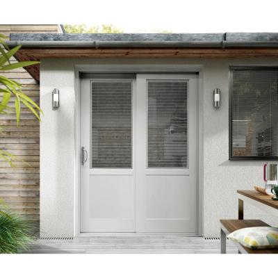 Shaker Gliding 2/3 Lite Patio Door Collection