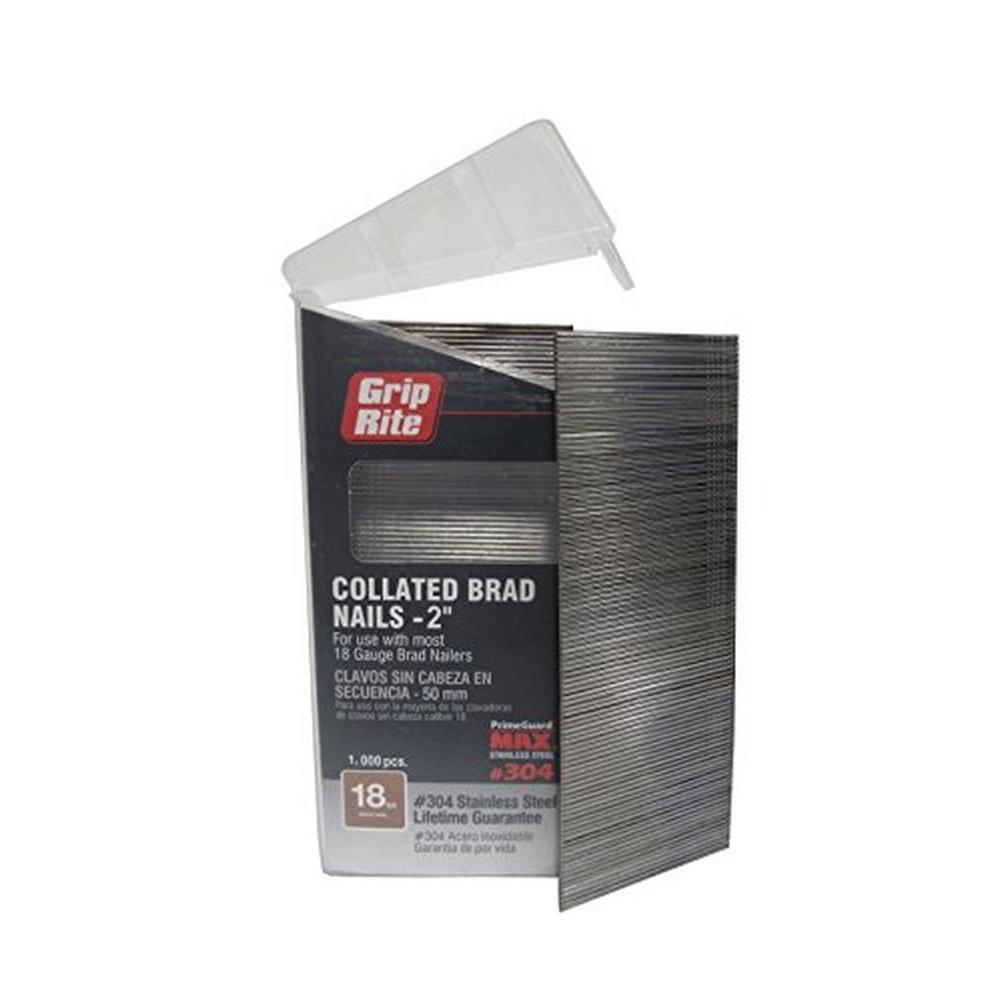18Gauge 32mm Brad Nails 500