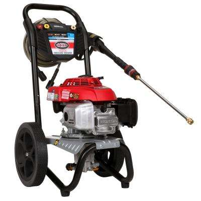 MegaShot 2800 PSI at 2.3 GPM HONDA GCV160 with OEM Technologies Axial Cam Premium Residential Gas Pressure Washer