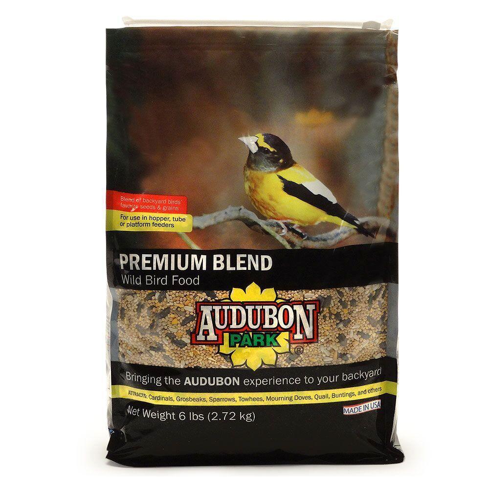 6 lb. Premium Wild Bird Food