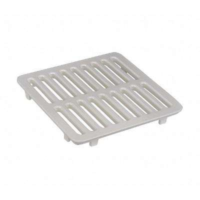 9.5 in. Full Floor Drain Grate for 8-7/8 in. Sinks