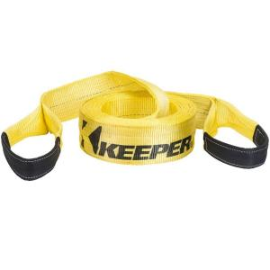 Deals on Keeper HD Recovery Strap 30-ft x 6-in 75,000 lb w/Storage Bag