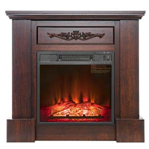 Click here to buy AKDY 32 inch Freestanding Electric Fireplace Insert Heater in Black by AKDY.