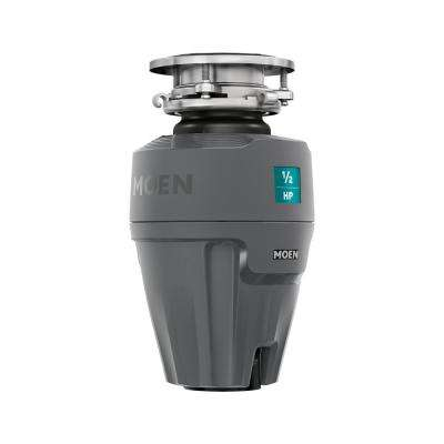 Prep Series 1/2 HP Continuous Feed Garbage Disposal with Sound Reduction and Universal Mount