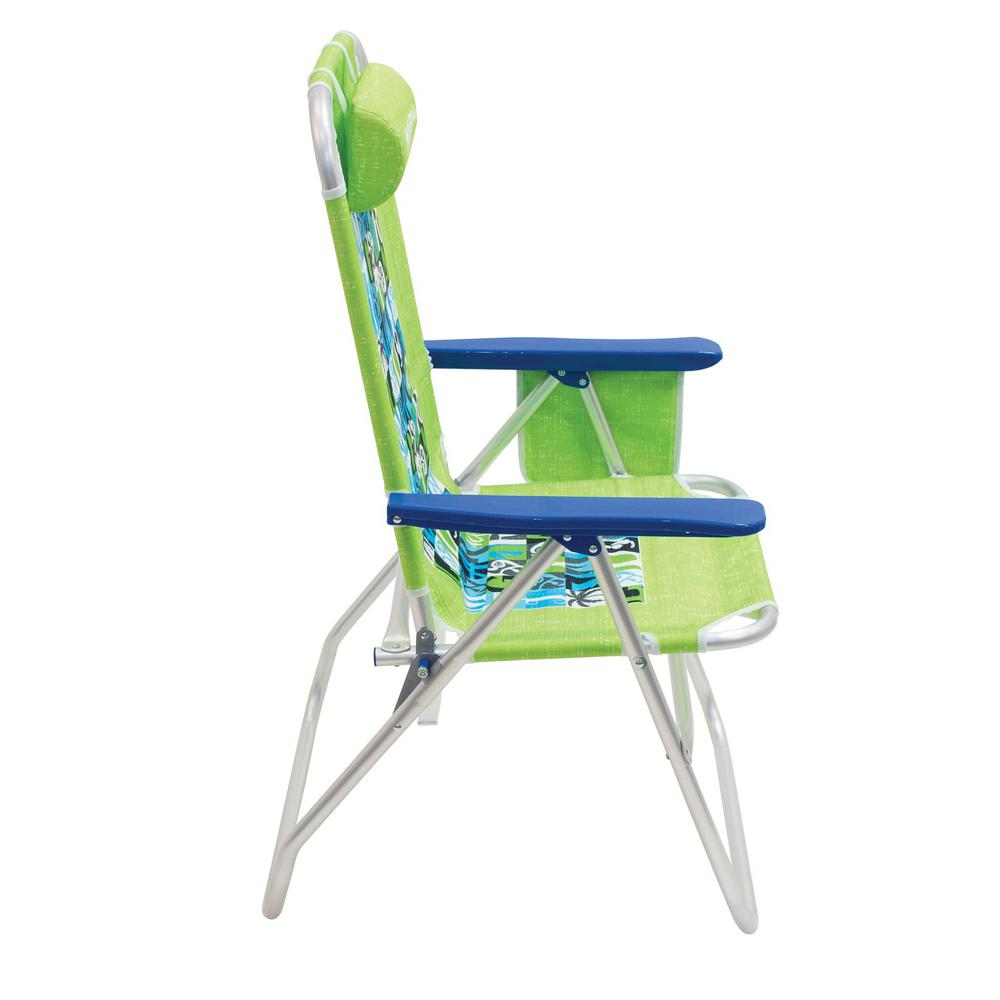 Tremendous Margaritaville Lime Big Shot Aluminum Patio Lawn Chair Gmtry Best Dining Table And Chair Ideas Images Gmtryco