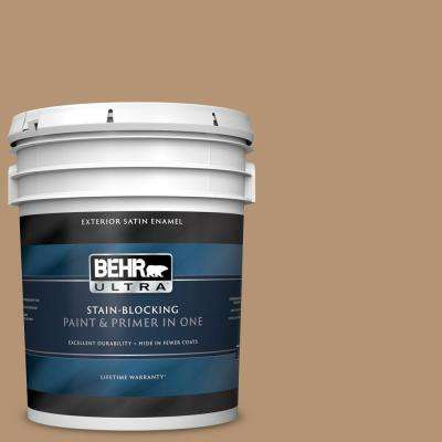 5-gal. #QE-30 Keystone Satin Enamel Exterior Paint and Primer in One