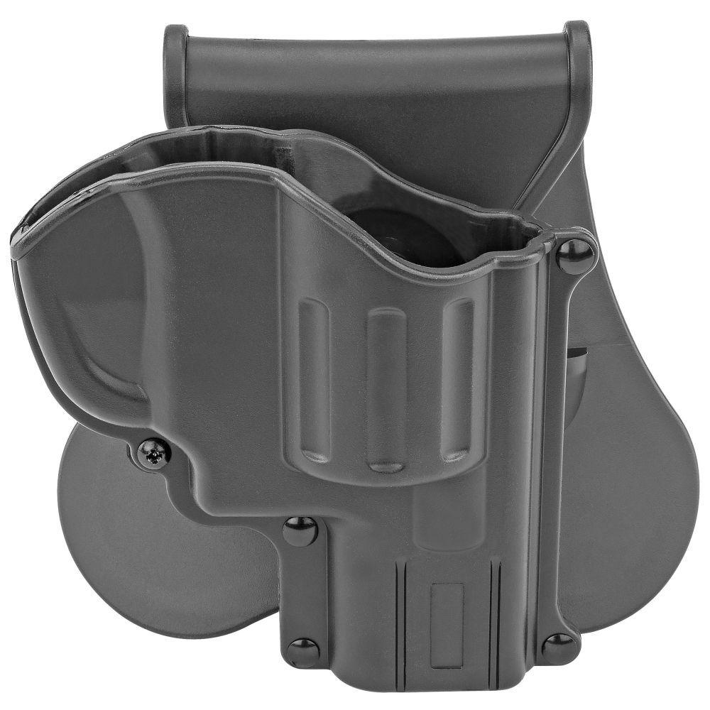 Boomstick Gun Accessories Tactical Grade 360-Degree Swivel Paddle Holster  S&W J-Frame Revolvers up to 2 Barrel