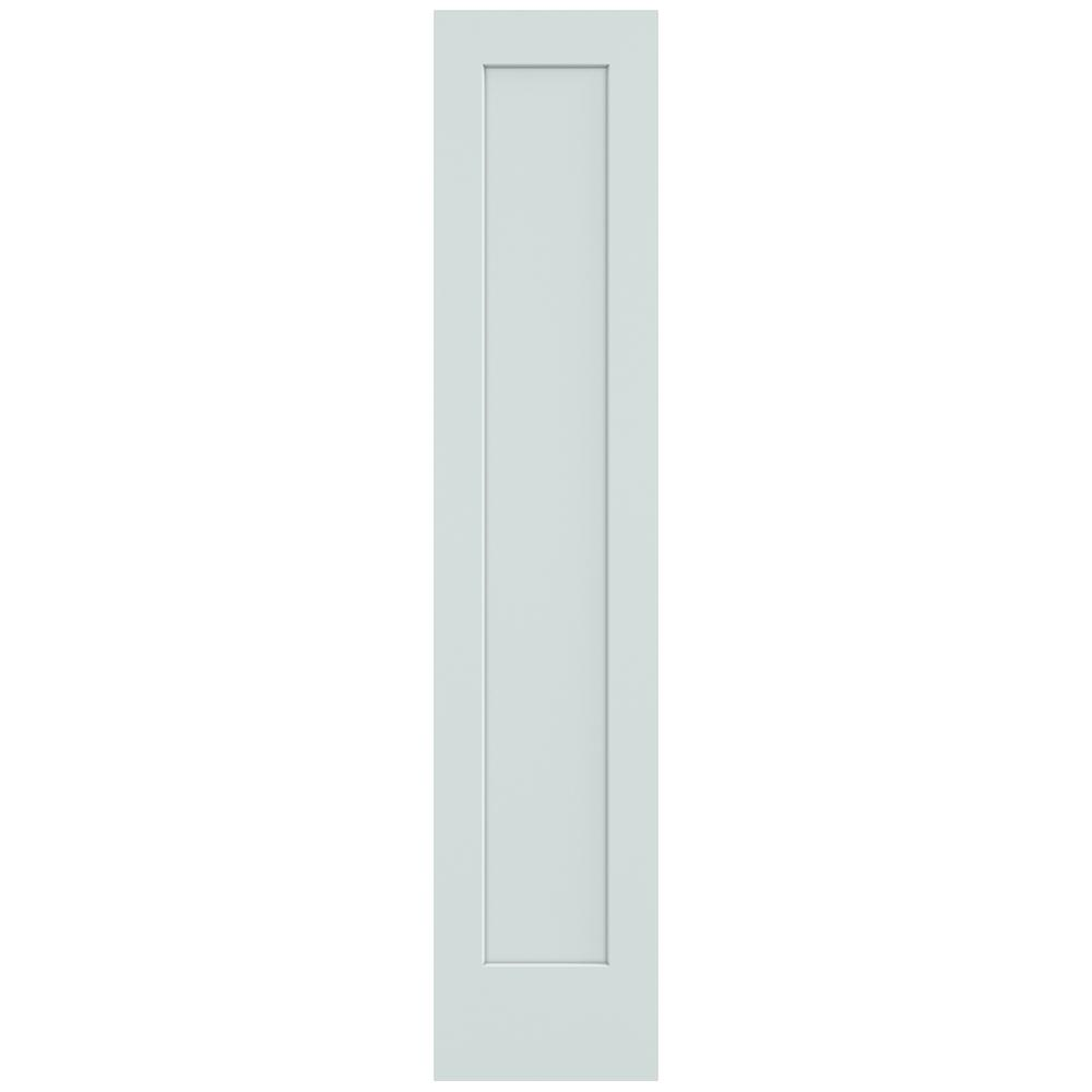 Jeld Wen 20 In X 96 In Madison Light Gray Painted Smooth
