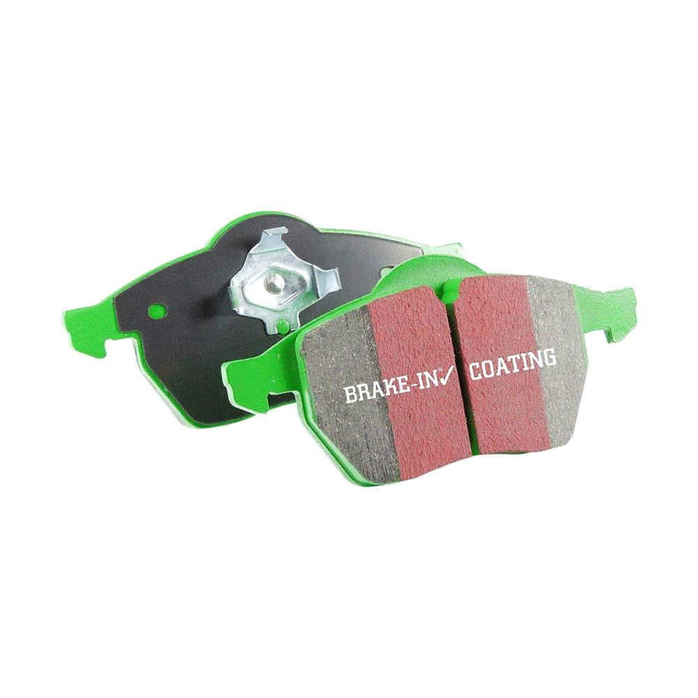 EBC 05-07 Ford F350 (inc Super Duty) 5 4 DRW 2WD Greenstuff Rear Brake Pads