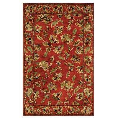 Governor Rust 5 ft. x 8 ft. Area Rug