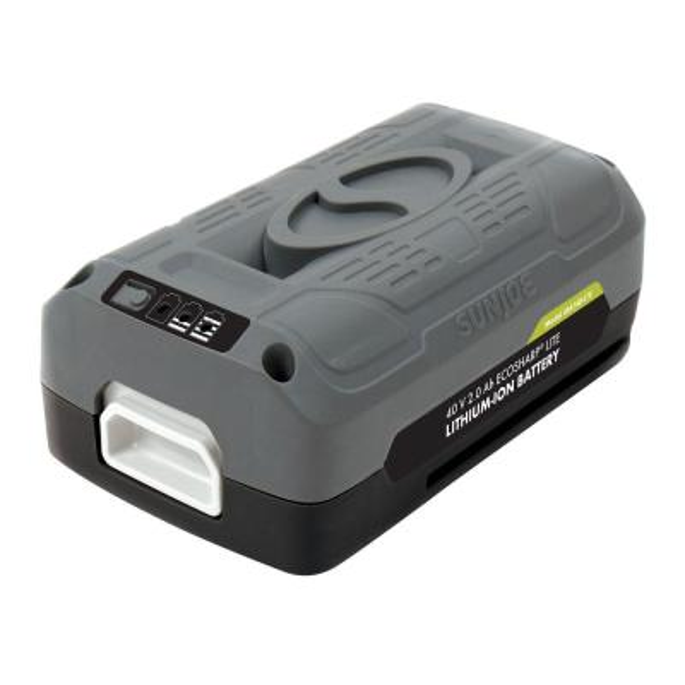 iON EcoSharp PRO 40-Volt 2.0Ah Lithium-Ion Battery