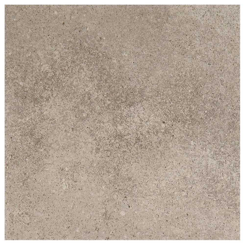 Daltile Hastings Gray 12 In X 12 In Porcelain Floor And