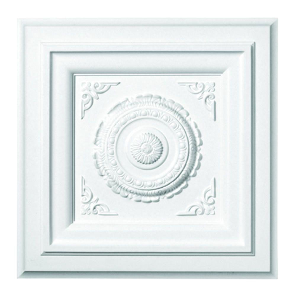 Focal Point 24 in. Nicole Medallion