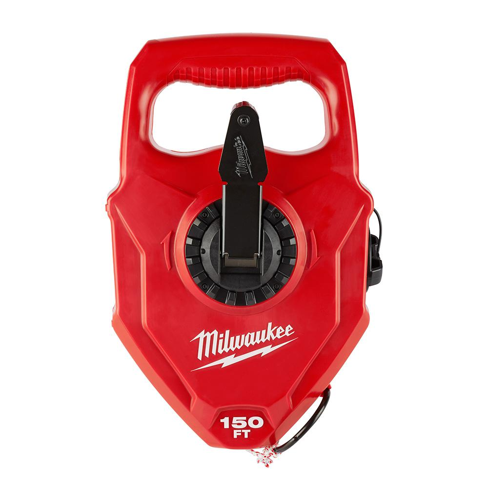 Milwaukee 150 ft. Extra Bold Large Capacity Chalk Reel