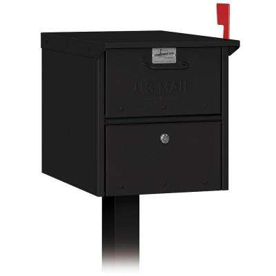 Post-Mount Roadside Mailbox