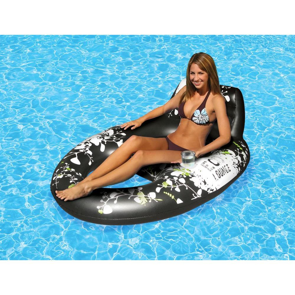 Eco Lounge Swimming Pool Float