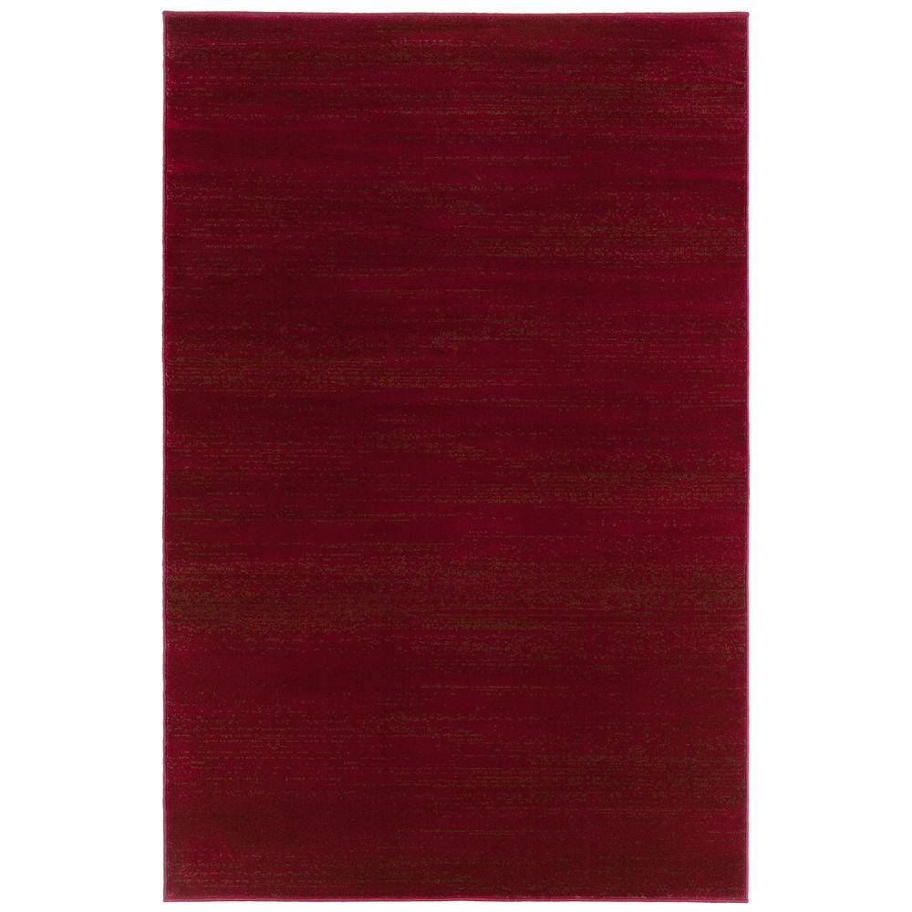 Home Decorators Collection Artisan Chromo Red/Brown 8 ft. 2 in. x 10 ft. Area Rug