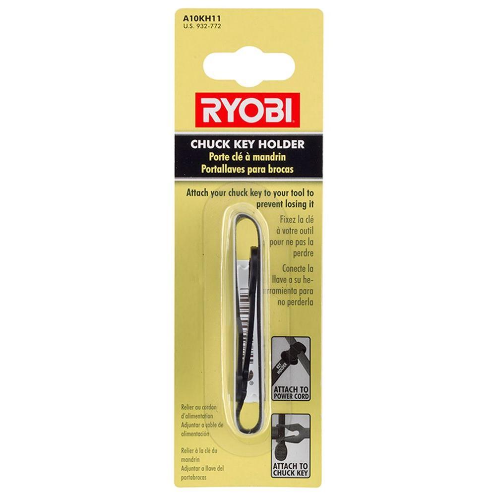 Ryobi Chuck Key Holder