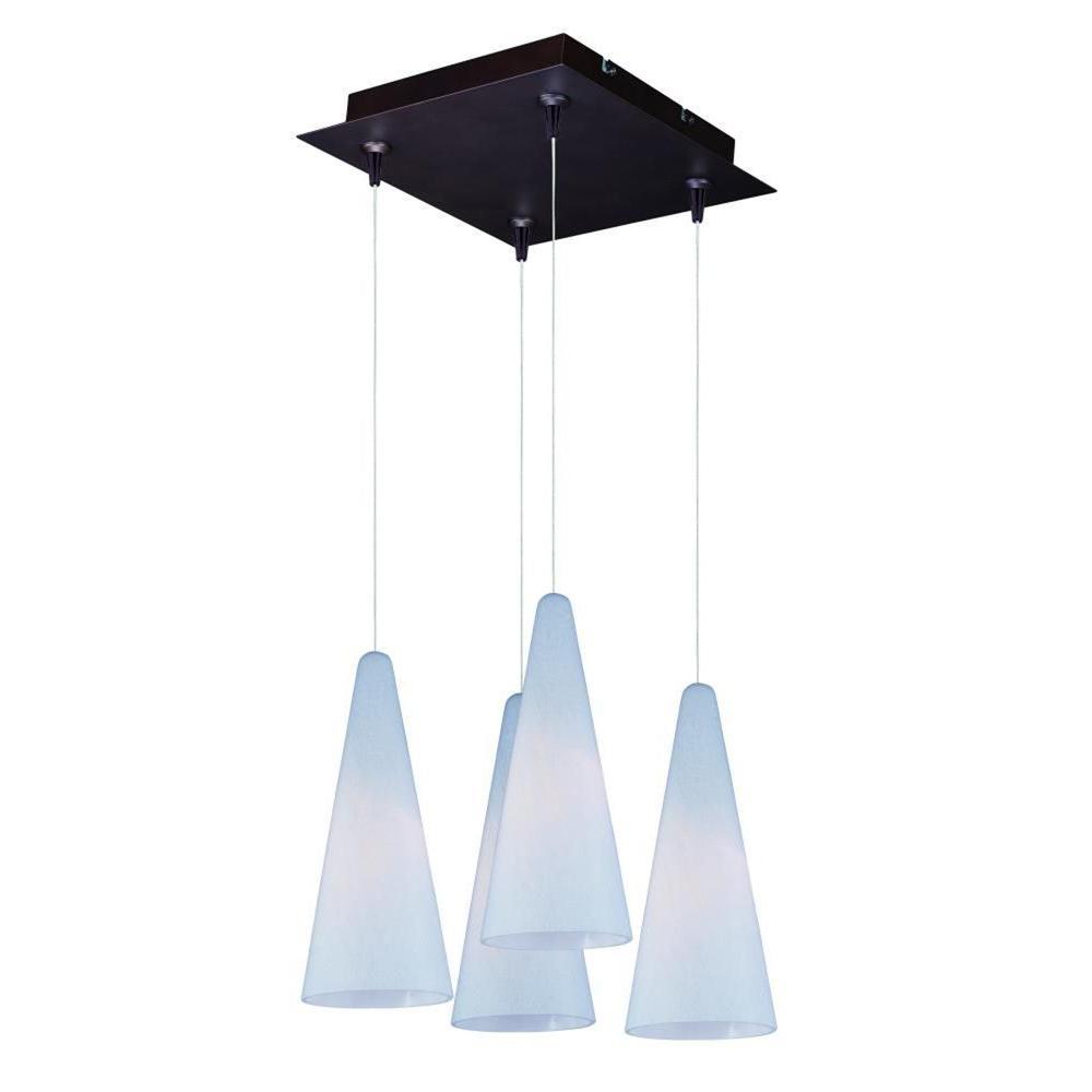 ET2 Lava 4-Light RapidJack Pendant and Canopy