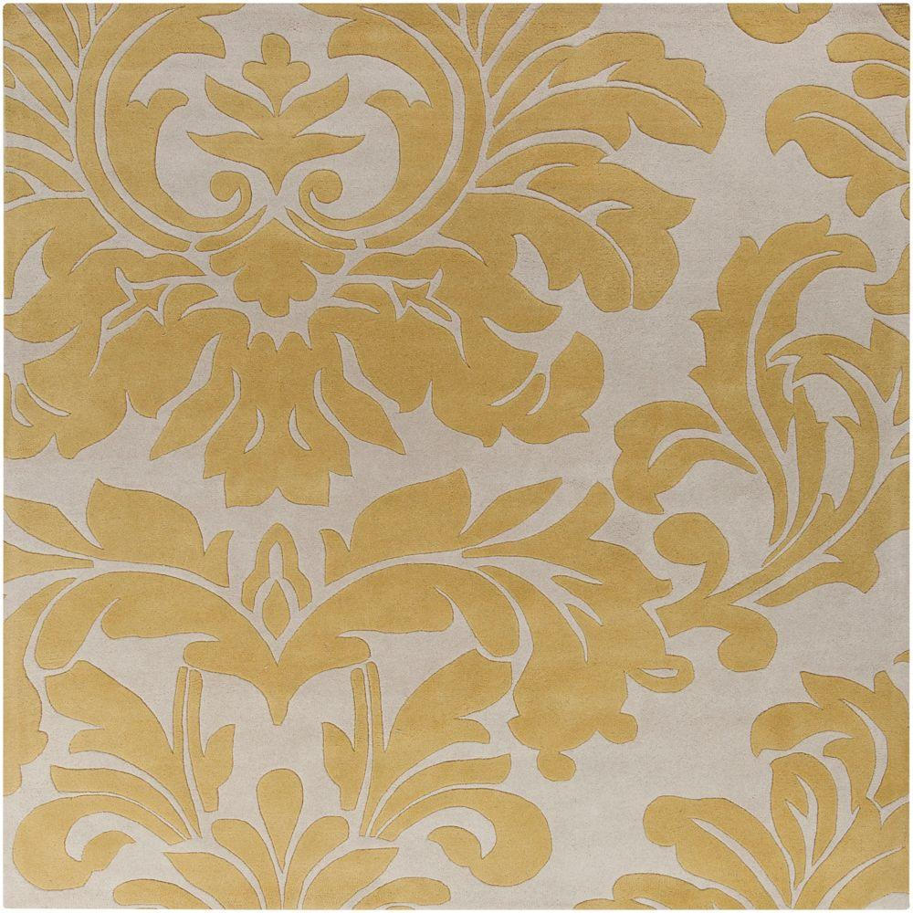 Artistic Weavers Bellaire Gold 10 Ft. X 10 Ft. Square