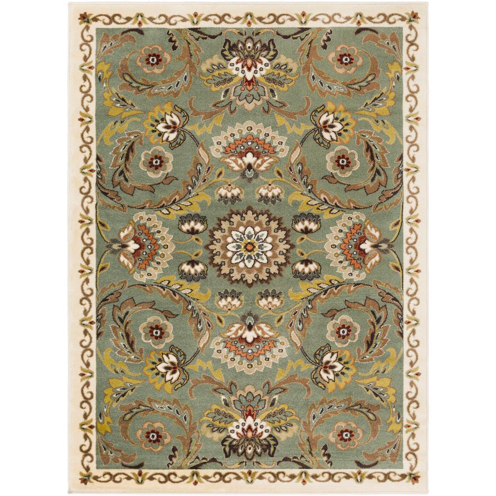 Ottomanson Paterson Collection Contemporary Moroccan