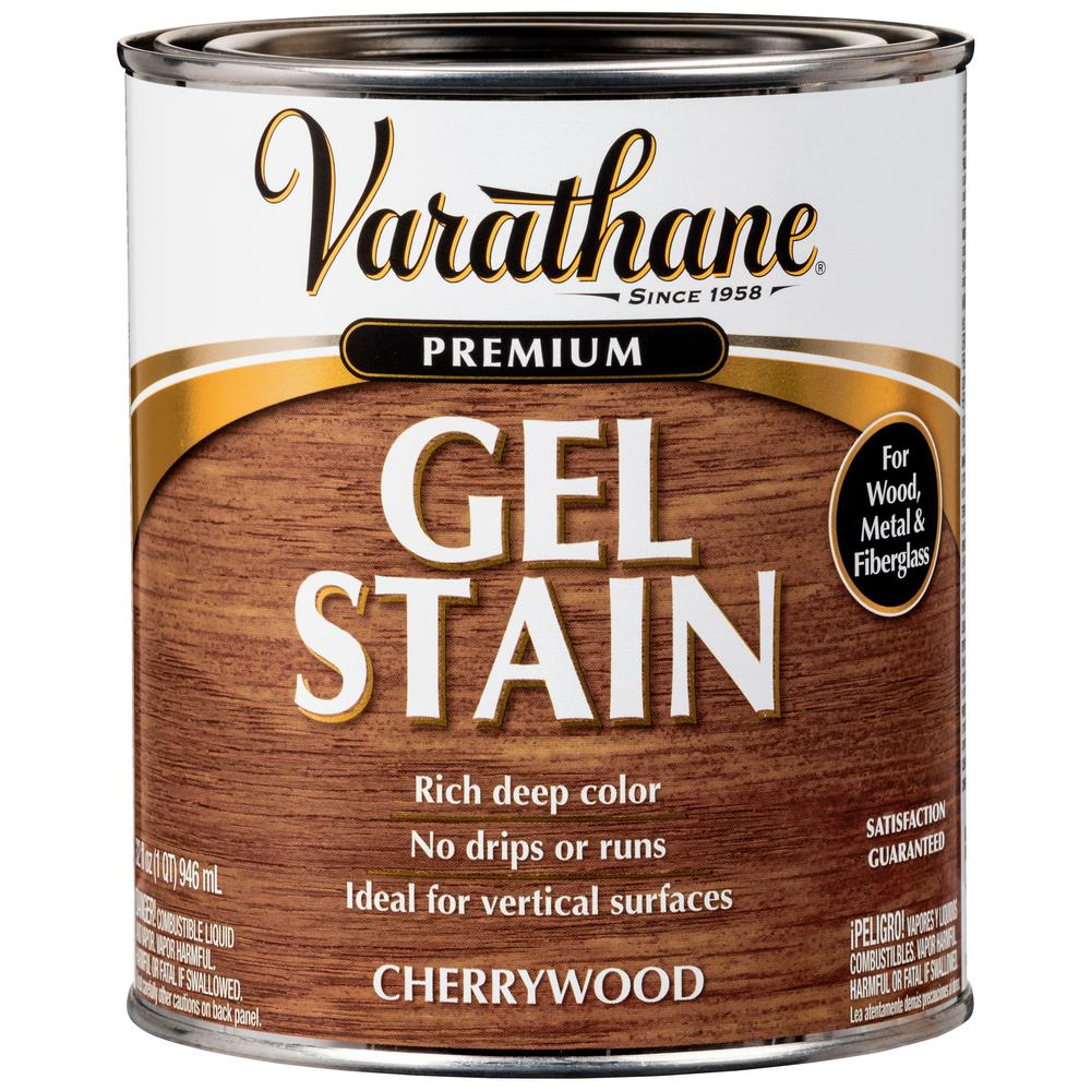 Varathane 1-qt. Cherrywood Wood Interior Gel Stain