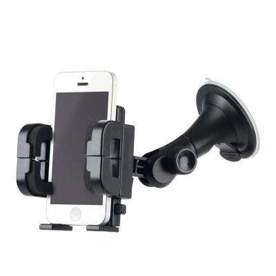 Universal Smart Phone Windshield and Dashboard Car Mount