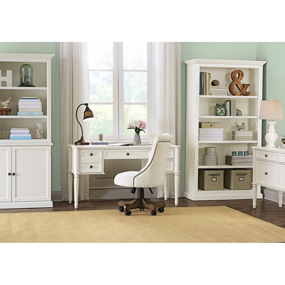 Ingrid Rubbed Ivory Desk