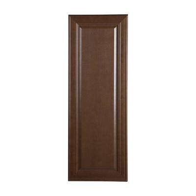 Benton Assembled 15x42x12.62 in. Wall Cabinet in Butterscotch