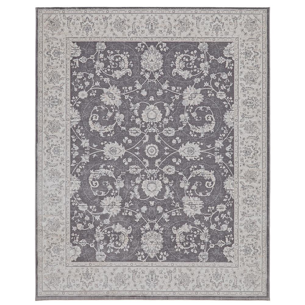 Home Decorators Collection Old Treasures Gray 5 Ft X 7 Ft